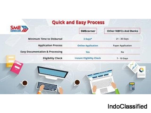 Get loan for small business in India online at affordable interest rates