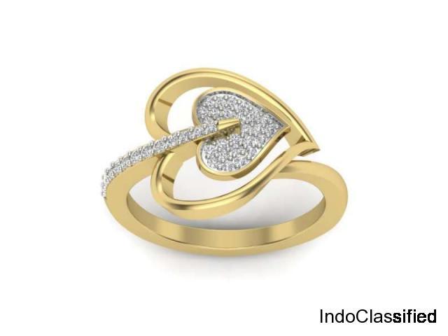 Buy ladies rings online in India