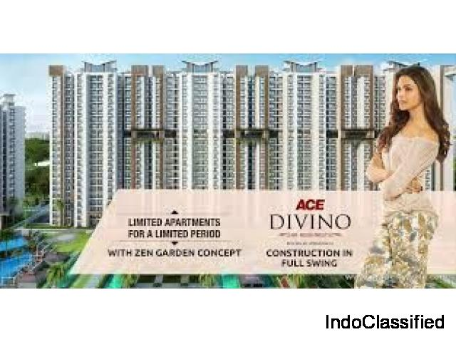 +91-9718-622-755-Ultra Luxury 2 BHK Apartments for Sale in Ace Divino Noida Greater Noida