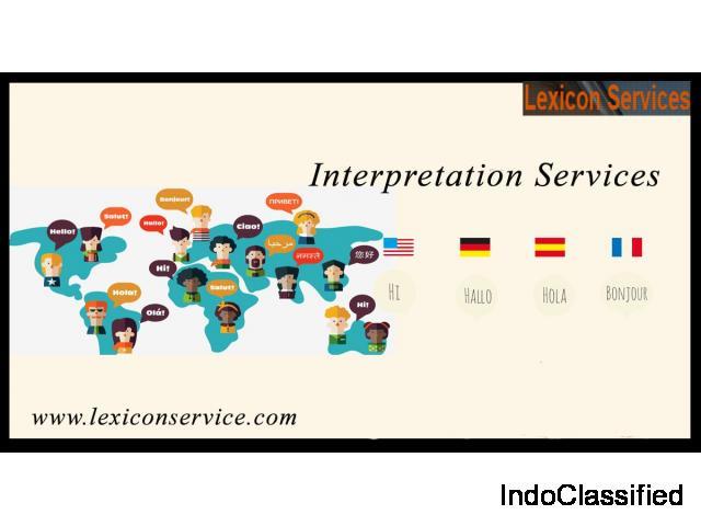 Interpretation Equipment | Interpretation Services