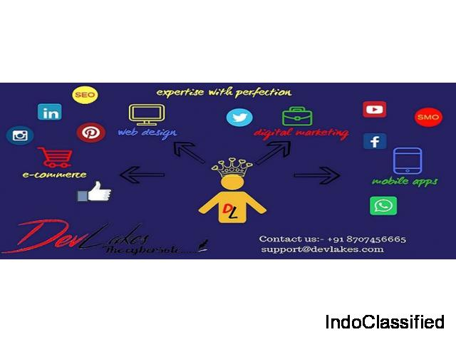 Best website developing company in Ghaziabad