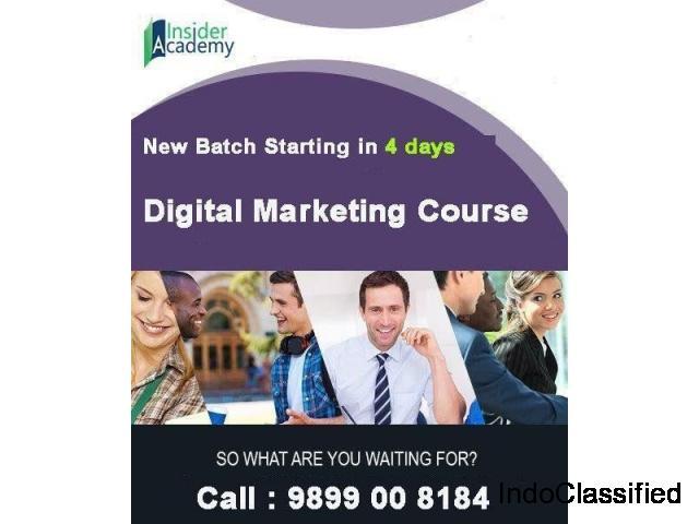 digital marketing training institutes in Noida