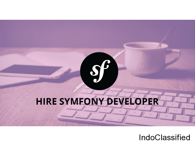 Hire our experienced Symfony developers
