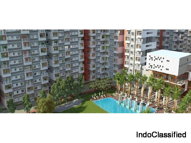 Hurry Book You home in Bangalore city by Salarpuria Sattva Group
