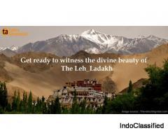 Bike Tour to Leh Ladakh | Ladakh Royal Enfield Tour - Tantra Adventurez