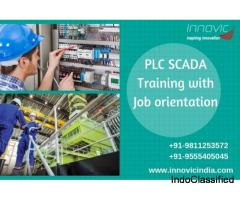 PLC SCADA Automation Training in Delhi with 100% placement