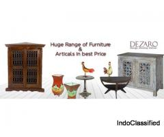 Dezaro furniture - Everything is order to make.