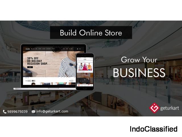 Build Online Store