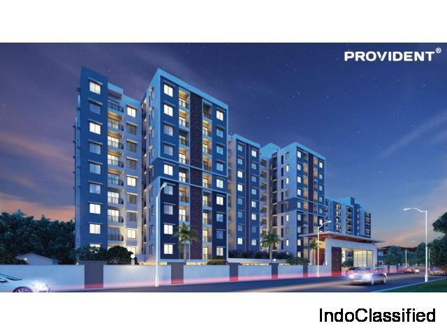 Purvankara Limited Flats in Thanisandra Road Bangalore