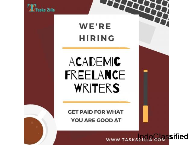 Hiring Freelance Online Academic Writers In India  Get Paid