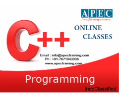 C++ Online Training Institutes In Ameerpet