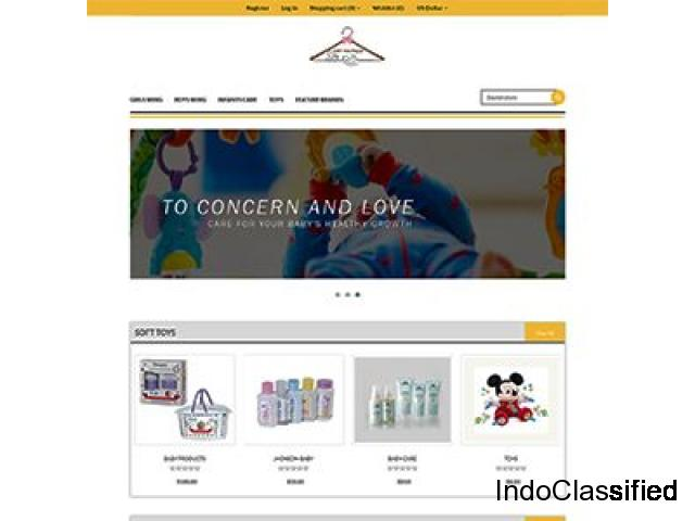 E-commerce Responsive Templates