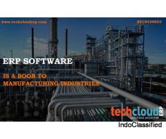 ERP for Manufacturing Indutries in Hyderabad, India