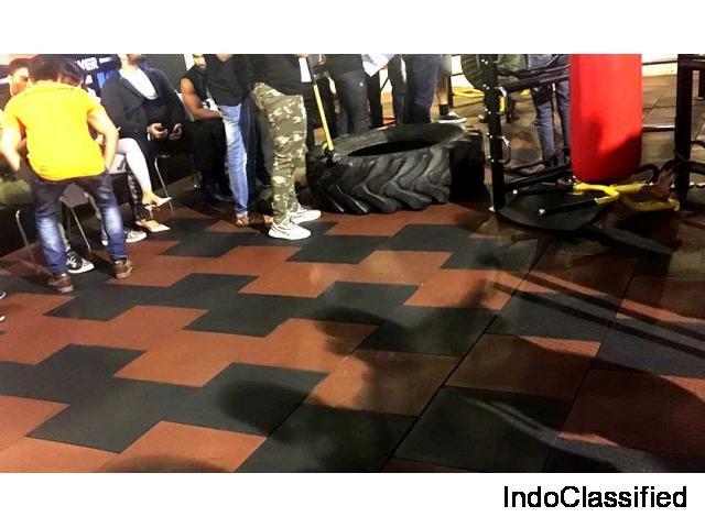 Rubber Flooring Manufacturers in Delhi