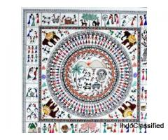 Buy Warli paintings & designs Online at Gallerist.in.