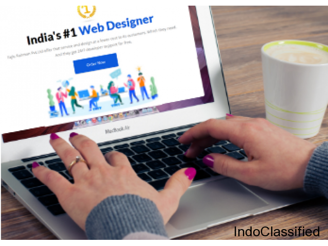 Web Designing Start Only 3999/-