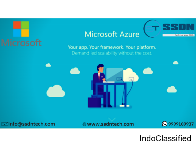 Learn MS Azure in Gurgaon- SSDN Education
