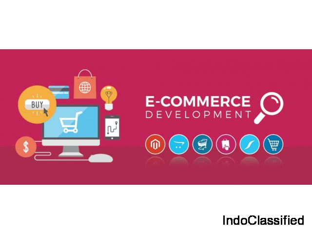 Best ecommerce website development Company in Noida