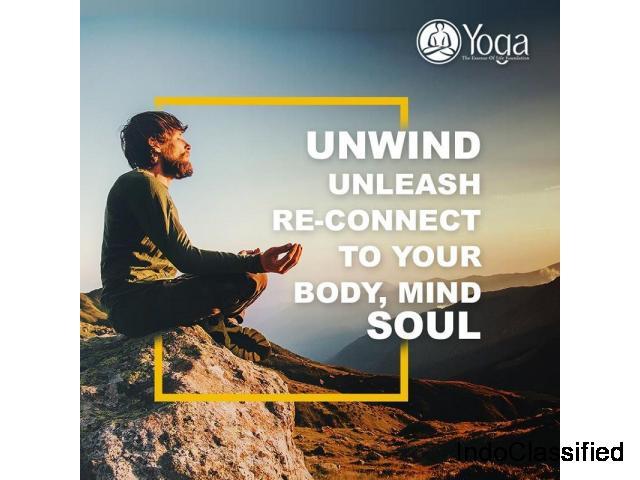 200 Hours Yoga Teacher Training Course in Delhi