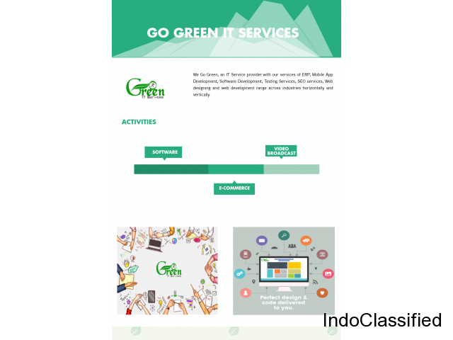 GO GREEN IT SERVICES,COIMBATORE