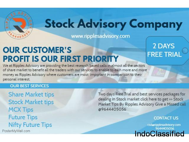 Trading Strategies in Indian Nifty Future Market