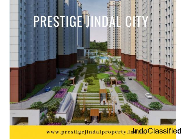 Prestige Jindal City launched project in Tumkur Road