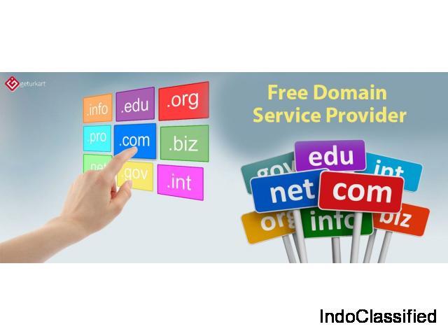 Free Domain Service Provider