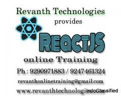 ReactJS Online Training