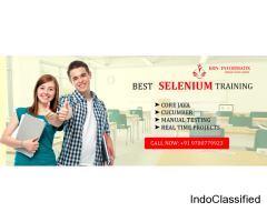 Selenium Training in Bangalore | Selenium Software Training in Bangalore