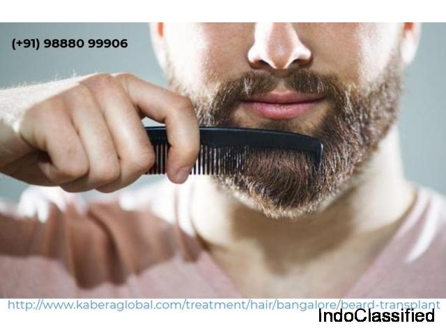 Best beard Hair transplant clinic in bangalore