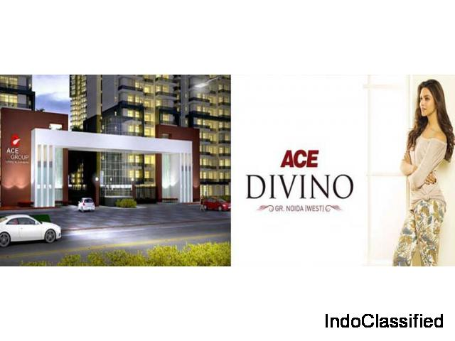 Book 3 BHK Super Luxury Flat @ Rs.3599 PSF in Ace Divino : 8750-844-944