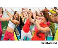 Zumba Classes in Faridabad - Rann Abhyasa