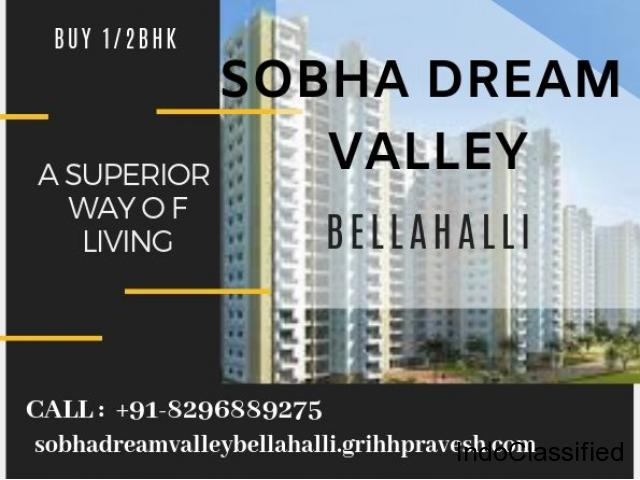 Sobha Dream Valley | Bellahalli - Apartments for sale