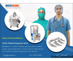 Buy Medical Equipment Online