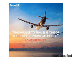 Book Flights Online for Domestic & International from Travelur