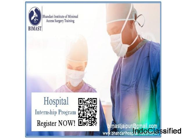 Medical internship program in Jaipur