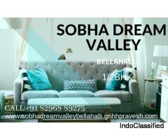 Sobha Dream Valley | Buy 1/2/3/4 Bhk Apartments in Bellahalli