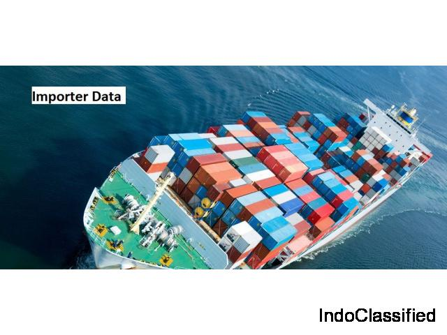 Importer Data- Helps to observe fluctuations in the trading market
