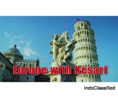 Europe Tour Packages, Book Europe Holiday Package at Best Price