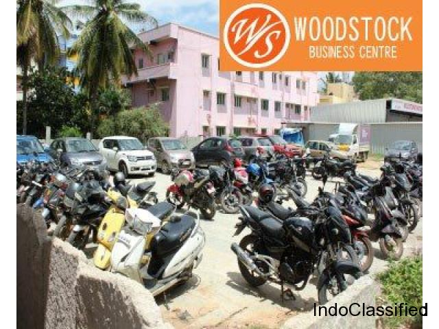 Woodstock Coworking Space in Bangalore