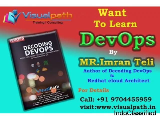 DevOps Online Training in Hyderabad | DevOps Online Training