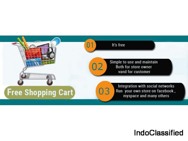 Free Shopping Cart Integration