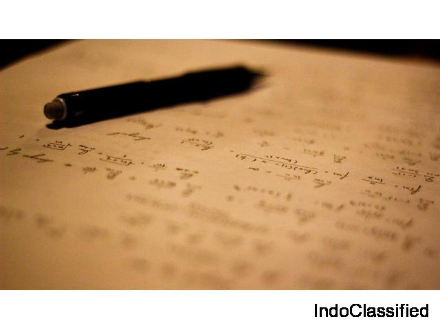 Math Home tuition in Delhi