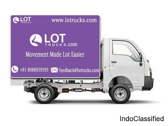 Book Mini Truck Tata Ace in Bangalore