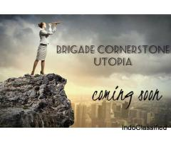 Brigade Cornerstone Utopia Upcoming Residential Project in Varthur Road