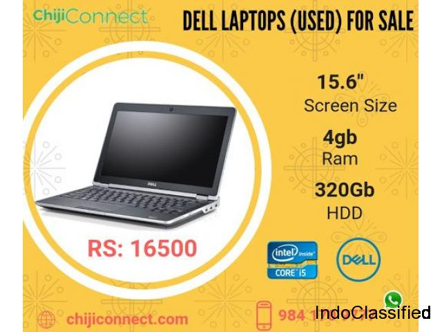 Dell Latitude 6530 - Chiji Computers