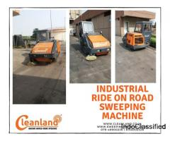 Cleanland Sweeper Machine from Gujarat, INDIA