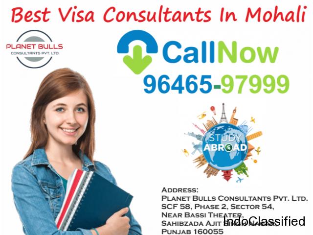Best Visa Consultants In Punjab