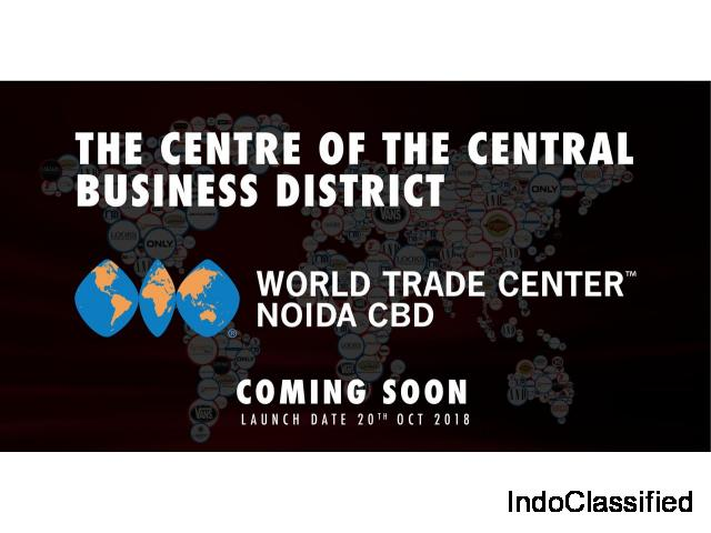 WTC CBD | Sector-132, Noida | Assured Return of 12% | Call 8287724724 For Booking