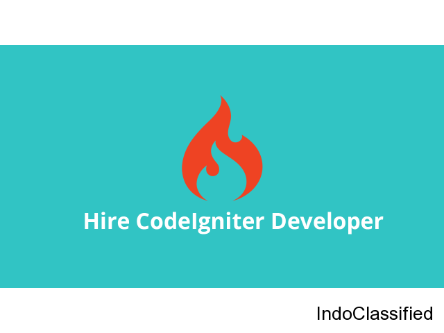 Hire our Codeigniter developers